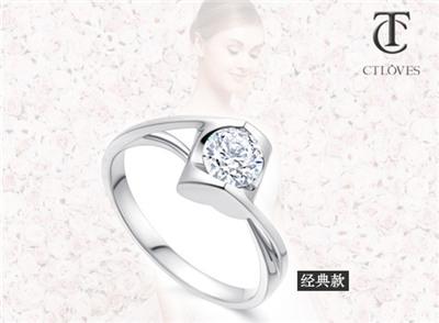 最受欢迎的钻石婚戒品牌