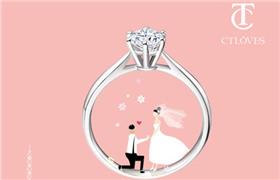 一生只能买一次的婚戒,一生只爱一人